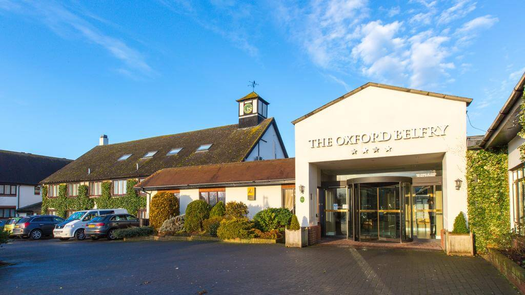 Spending 24 Hours At The Oxford Belfry Spa Hotel