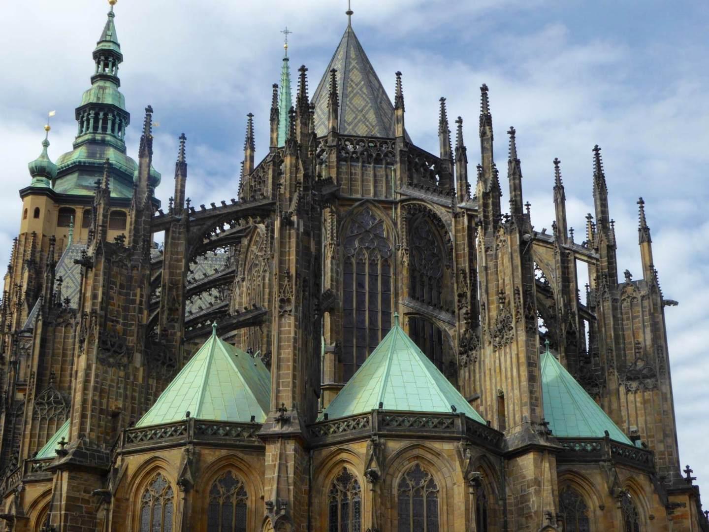 Prague St Vitus