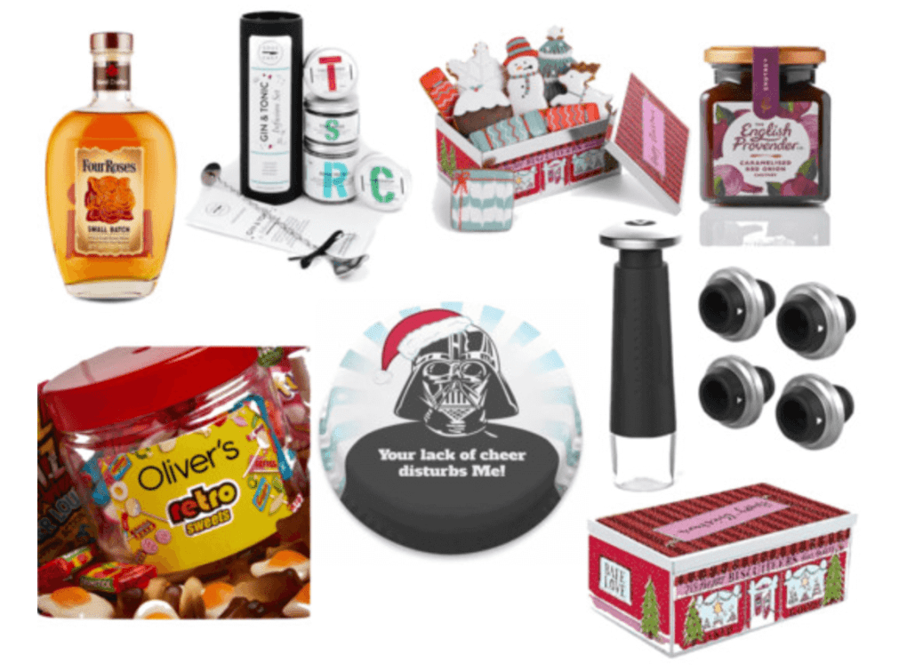 food and drink christmas gift guide
