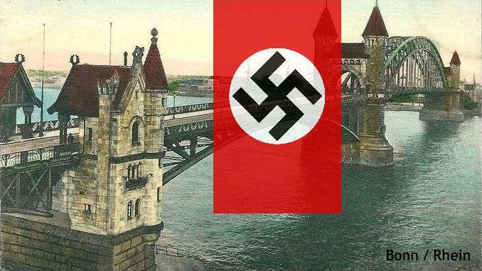 Bonn Rhine bridge