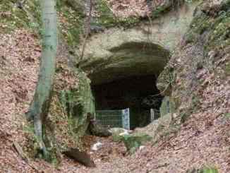 Abandoned mine Ofenkaulen