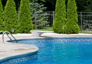 Maryland pool codes fence installation