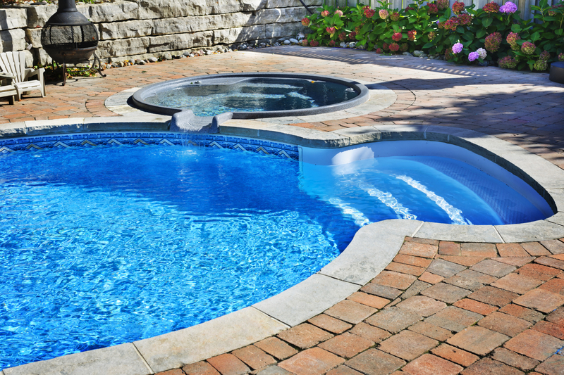 Plunge Pool Designs for a Small Yard in Maryland