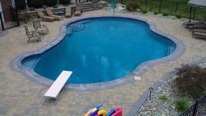 Consider investing in a solar pool heater for your home pool.