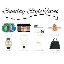 Sunday Style Faves - 2/7/16