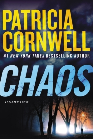 The first book on my reading list for this year: Chaos by Patricia Cornwell. Check out my bookshelves on Goodreads and see what else I want to read this year!