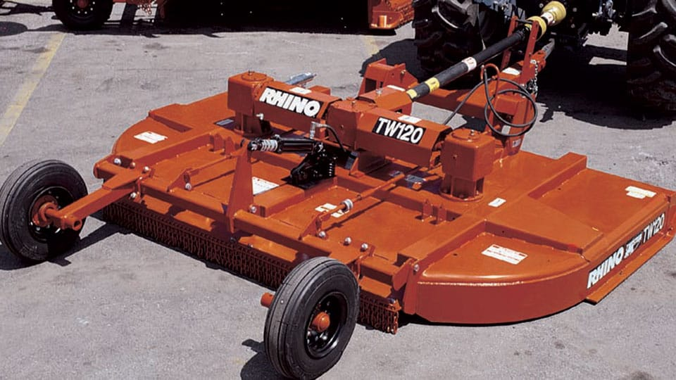 TW Series Multi-Spindle Rotary Cutters | Rhino Ag
