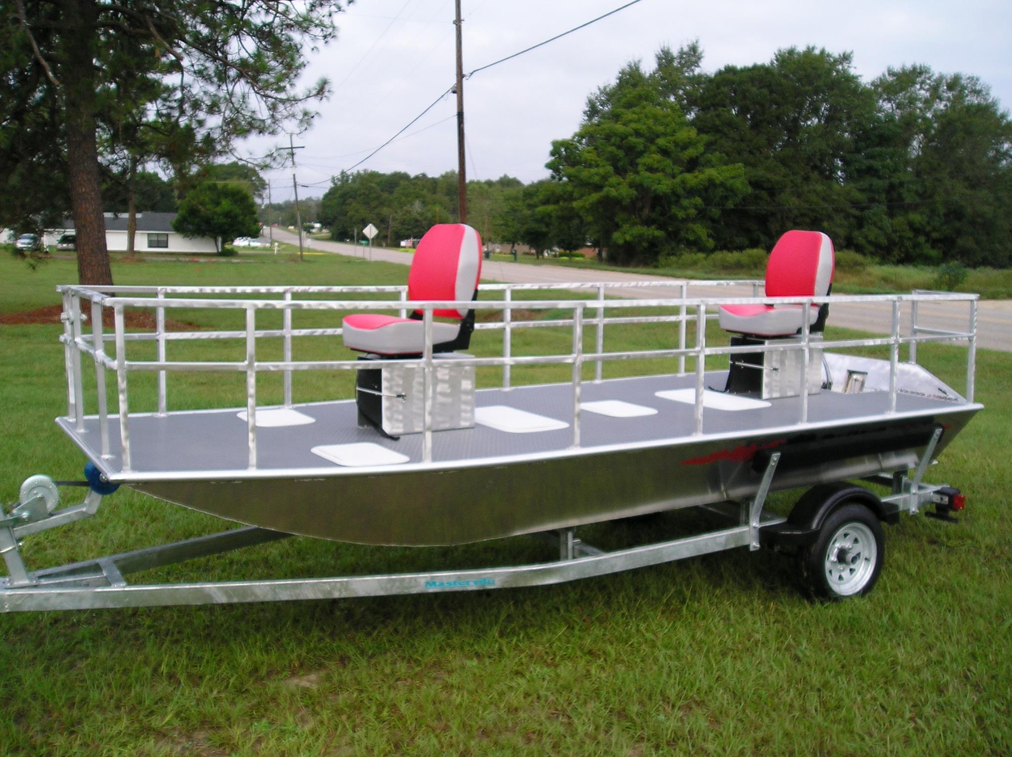 14 Deck Boat Rhino Marine Inc