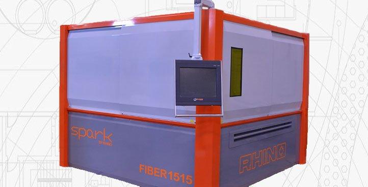 Spark Fiber Laser