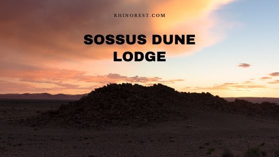 Sossus Dune Lodge Namibia Reviews | Rates | Contacts