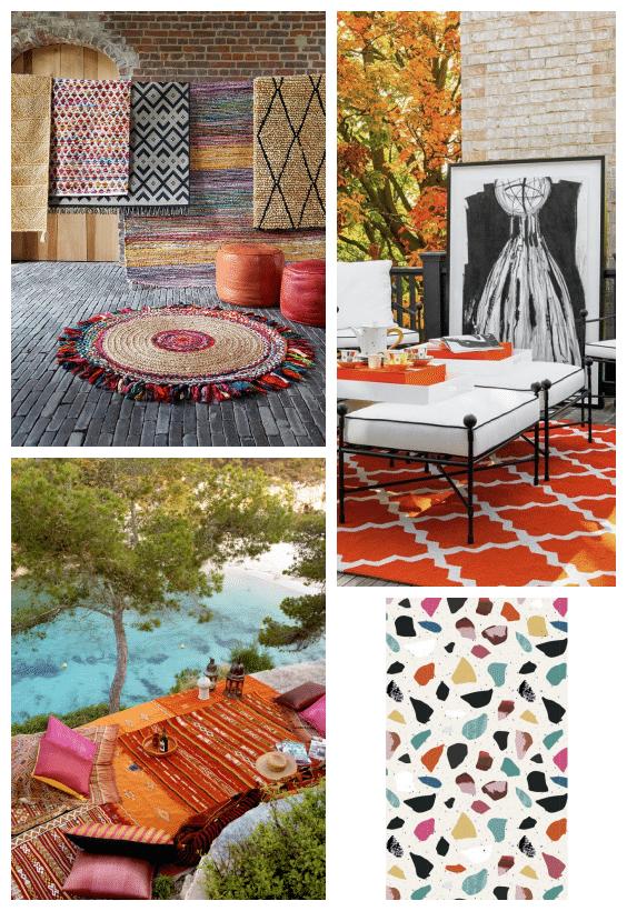 choisir le parfait tapis outdoor le