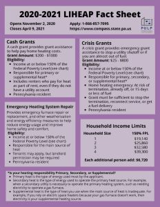 thumbnail of LIHEAP 2020-2021 One-Pager_Eng