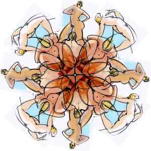 Womandala Tiffany