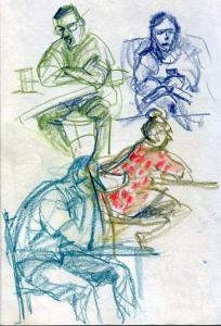figure sketches 4-2-16