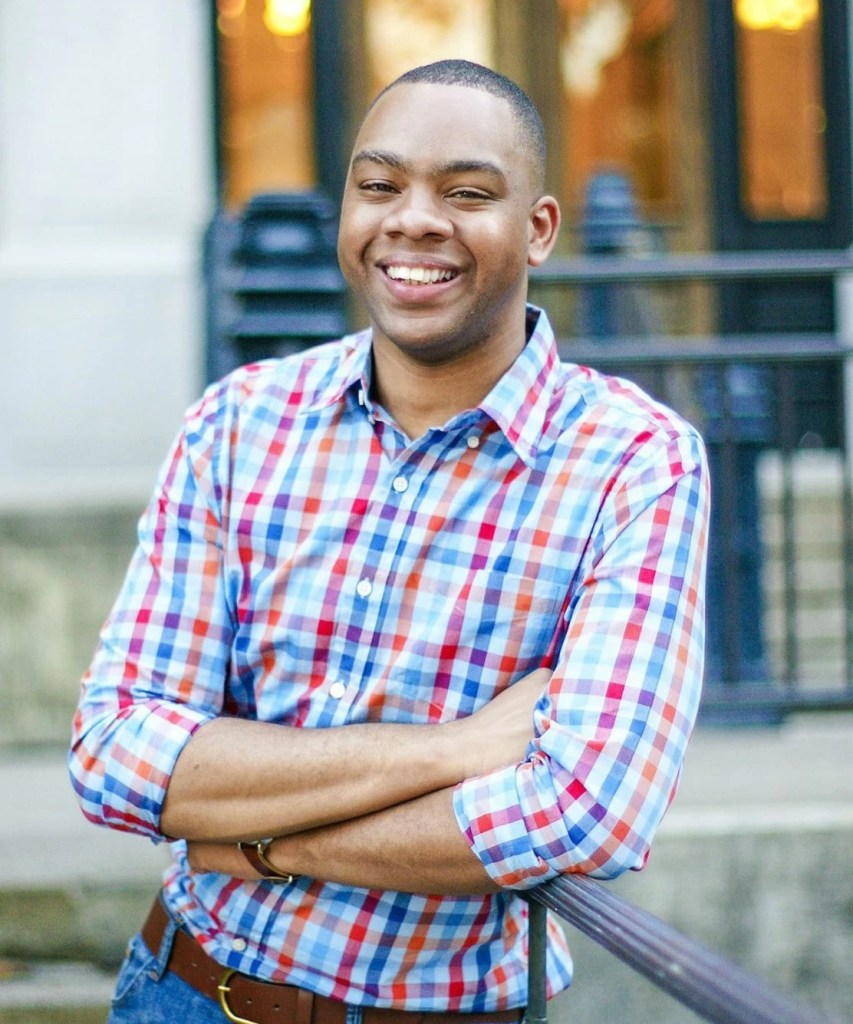 Michael Belton is the associate creative director at Rhodes Branding.
