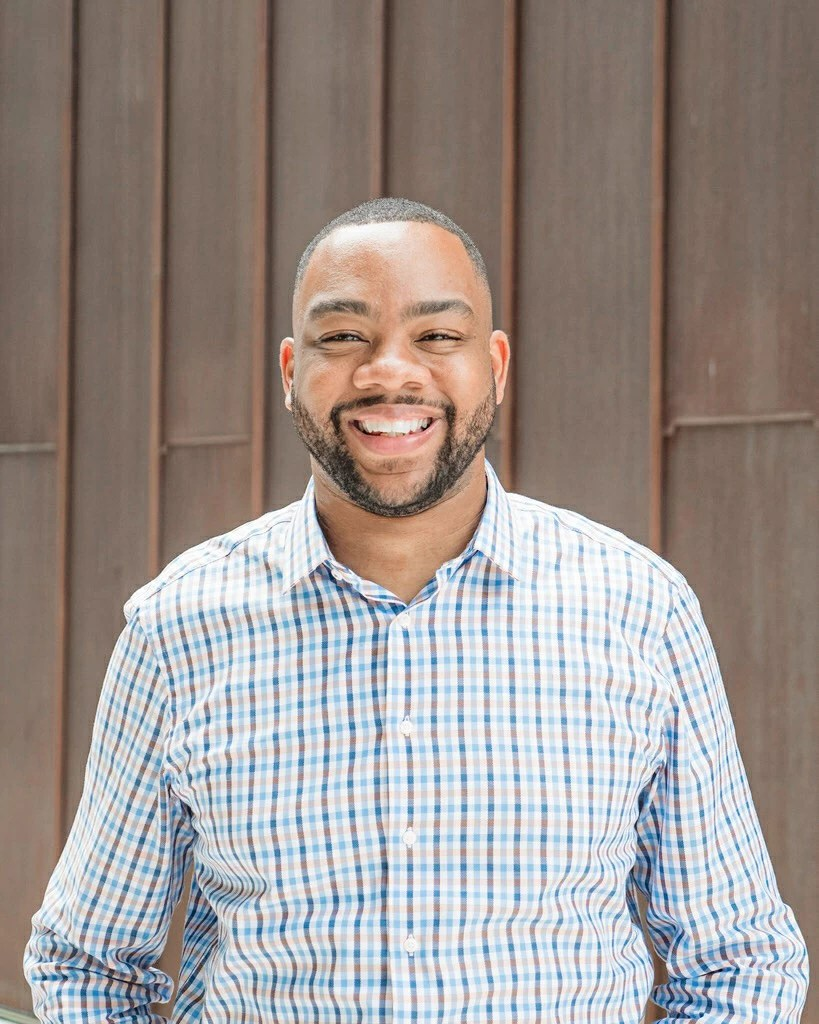 Michael Belton is the associate creative director at Rhodes BRanding