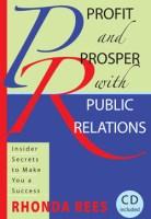 PRofit and PRosper PR book