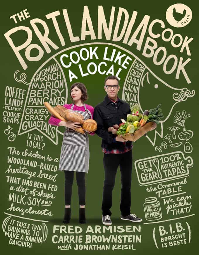 Portlandia Cookbook!