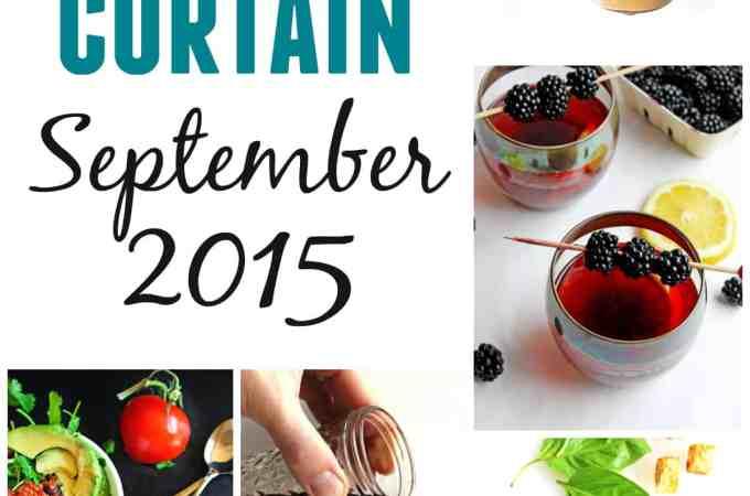 A peek behind the curtain: September 2015