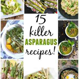 15 killer asparagus recipes to try this Spring!