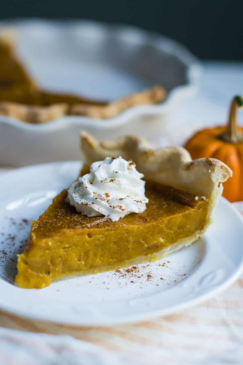 Vegan pumpkin pie + 15 Farmers market recipes to try this November! Delicious, autumn recipes made with fresh, seasonal produce from your local farmers market or CSA bin. Eat local!