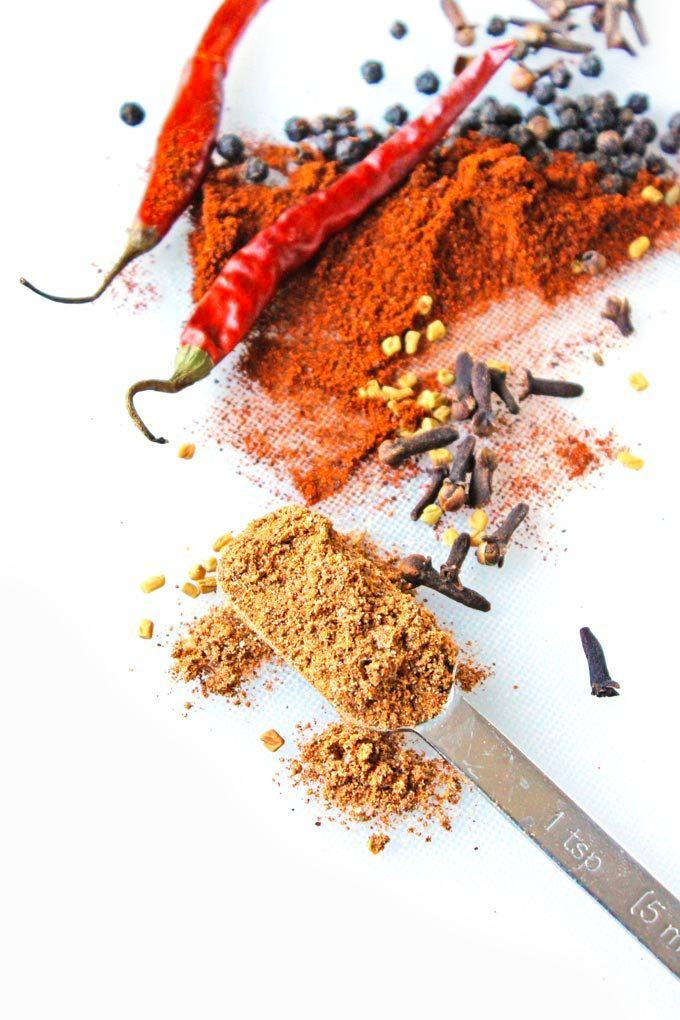 berbere spice recipe