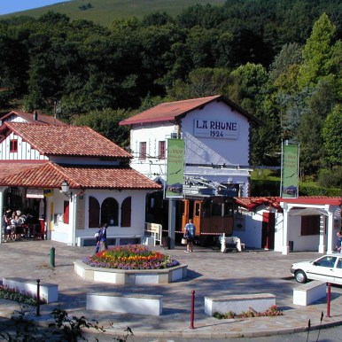 Gare du Col St Ignace