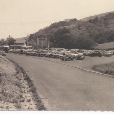 parking année 50