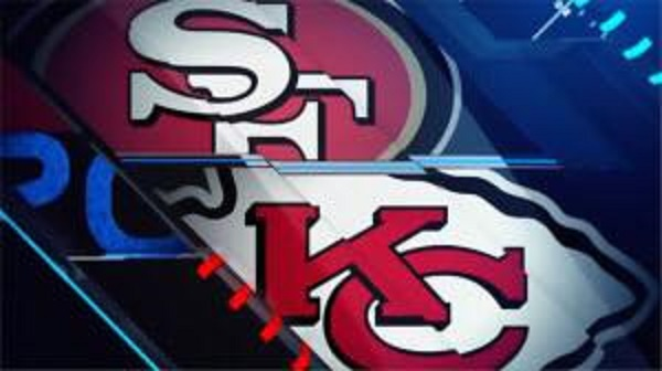 Image result for 49ers vs. chiefs