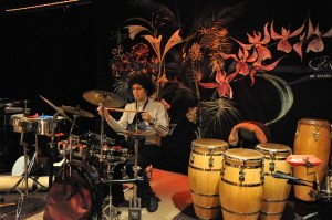 Enzo Lopardo anlässlich CD Taufe