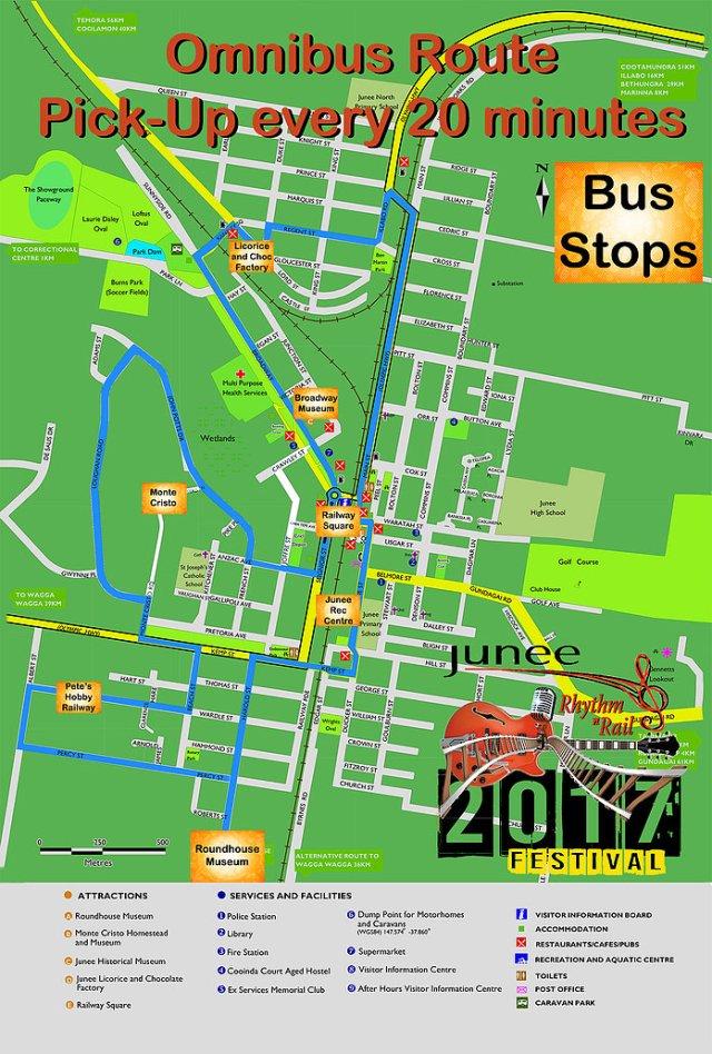 Omnibus Route