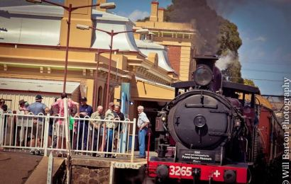 2014 Junee Rhythm n Rail Festival Remembered