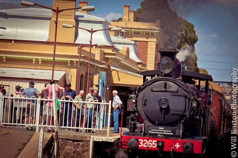 2014 Junee Rhythm n Rail Festival Remembered