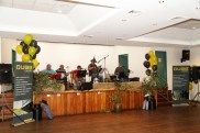 Bush Band, the Tin Shed Rattlers, performing at the Bush Dance