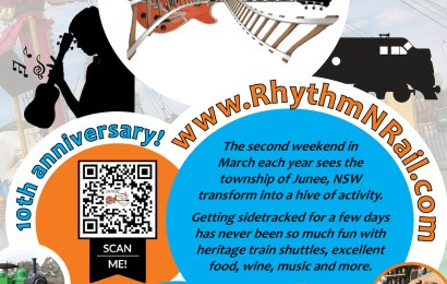 Junee Rhythm n Rail 2018 Events