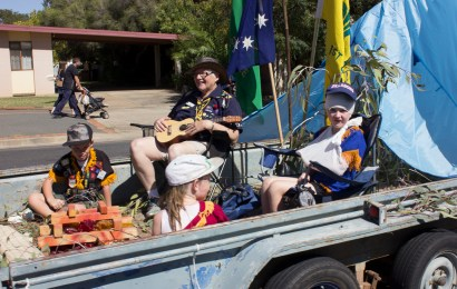 Junee Scout's well prepared