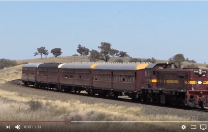 Video of 4716 – Junee to Wagga Shuttle