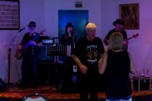 Gedupdan performing at the Junee Ex-Services Memorial Club