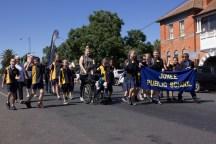 Junee Street Parade Entrants -- Junee Public School