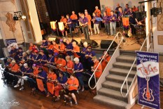 Tuggeranong Ukulele Group performing at the Athenium Theatre [2016 Rhythm n Rail]