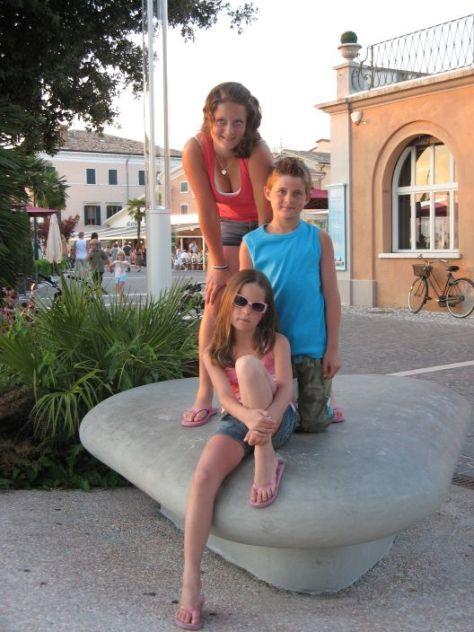 Vakantie 2008 - Lazise 115