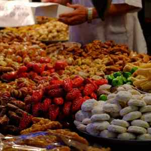 Moroccan pastries-Riad Assouel
