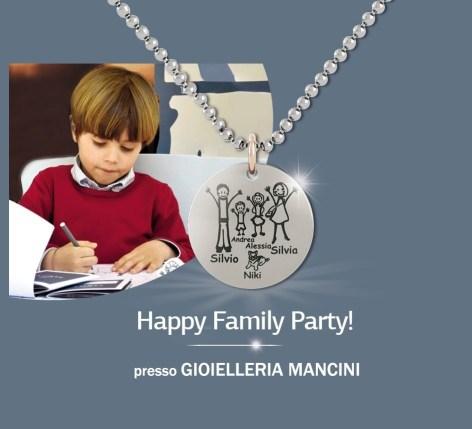 Riano, 23 Novembre 2019 Gioielleria Mancini  HAPPY FAMILY!