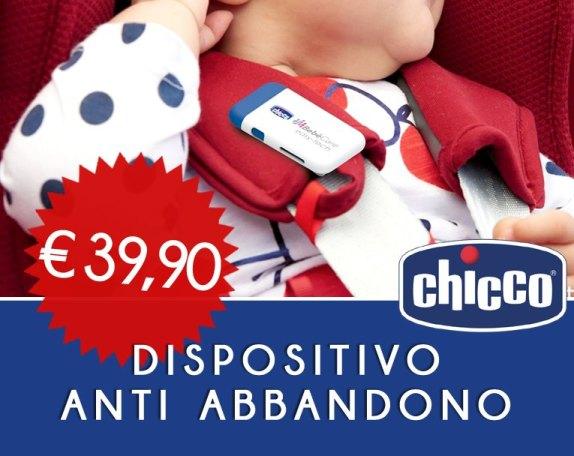 dispositivo anti-abbandono per seggiolino disponibile a € 39,90