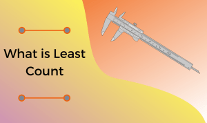 calculate least count of vernier caliper