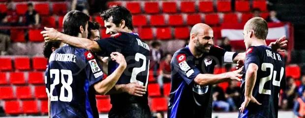 Valeron - Manuel Pablo - Nastic - Deportivo