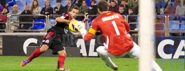 Zaragoza 5 - Deportivo 3 - Gol de Bruno Gama
