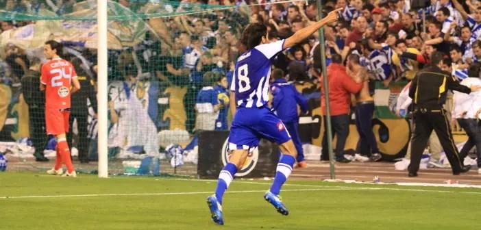 Lassad Nouioui, a un paso de regresar al fútbol español