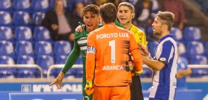 Leganés vs Deportivo