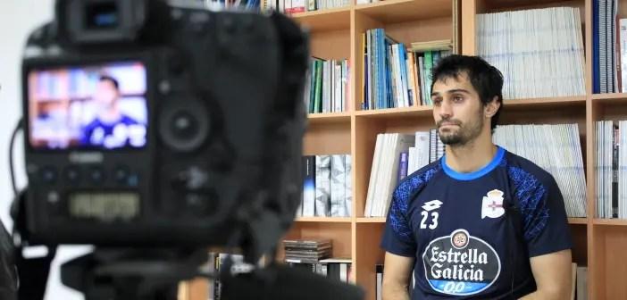 Entrevista Alejandro Arribas